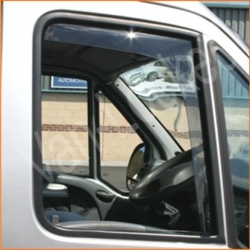 Wind Deflectors for Ford Transit - [2006>current]